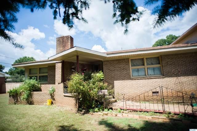 1502 Old Memphis Road, Tuscumbia, AL 35674 (MLS #1791279) :: Amanda Howard Sotheby's International Realty