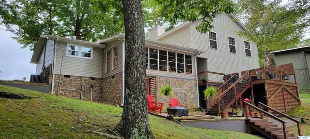 580 County Road 112, Centre, AL 35960 (MLS #1791293) :: MarMac Real Estate