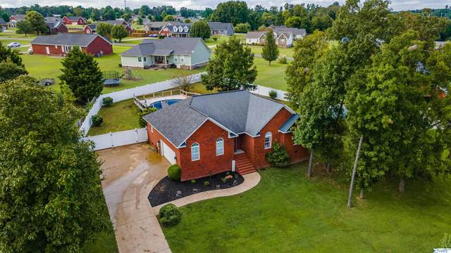 217 Creek Drive, Rainsville, AL 35986 (MLS #1791311) :: Coldwell Banker of the Valley