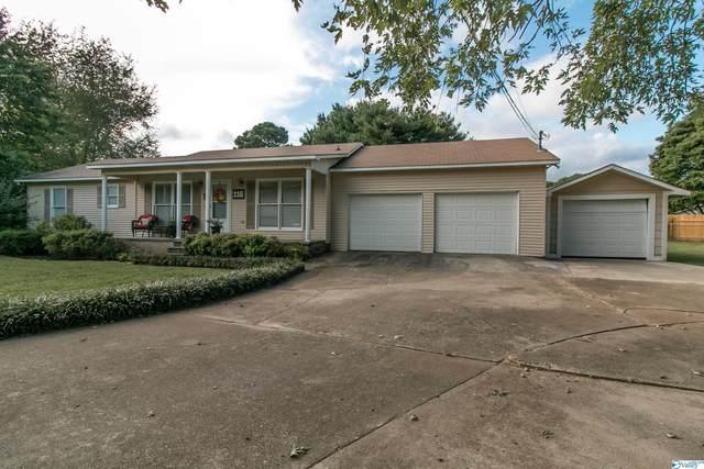 116 John Walker Drive, Harvest, AL 35749 (MLS #1791381) :: MarMac Real Estate