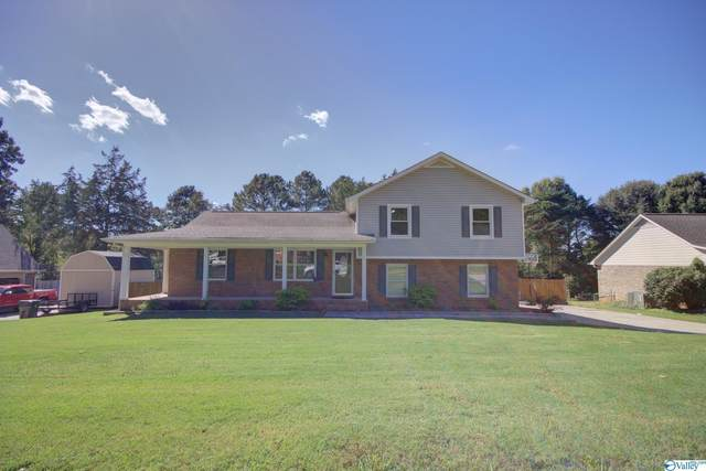 114 Raleigh Way, Huntsville, AL 35811 (MLS #1791397) :: RE/MAX Unlimited
