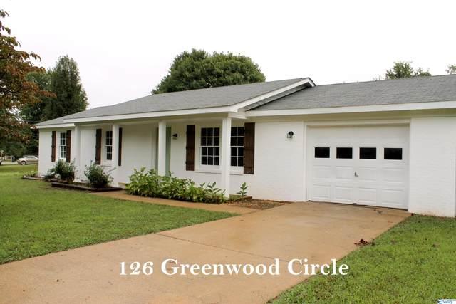 126 Greenwood Circle, Harvest, AL 35749 (MLS #1791429) :: Legend Realty