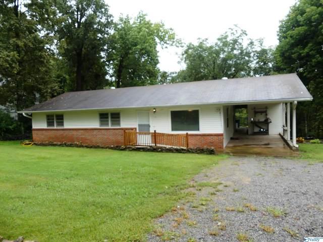 130 Hilltop Drive, Guntersville, AL 35976 (MLS #1791467) :: Legend Realty