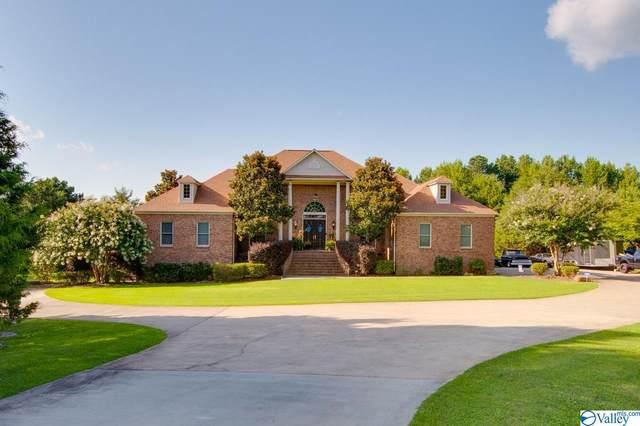 8585 Simpson Point Road, Grant, AL 35747 (MLS #1791481) :: Legend Realty
