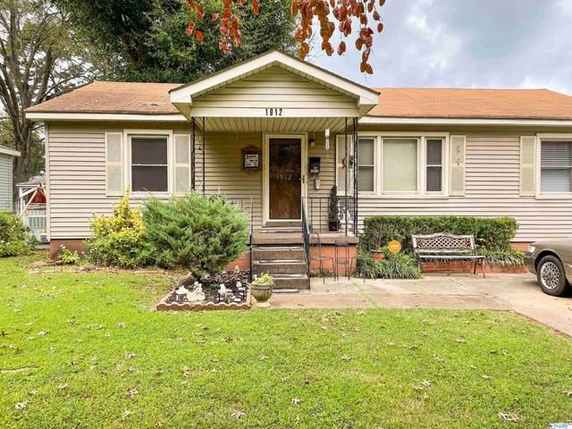 1912 Harrison Street, Decatur, AL 35601 (MLS #1791496) :: Executive Realty Advisors