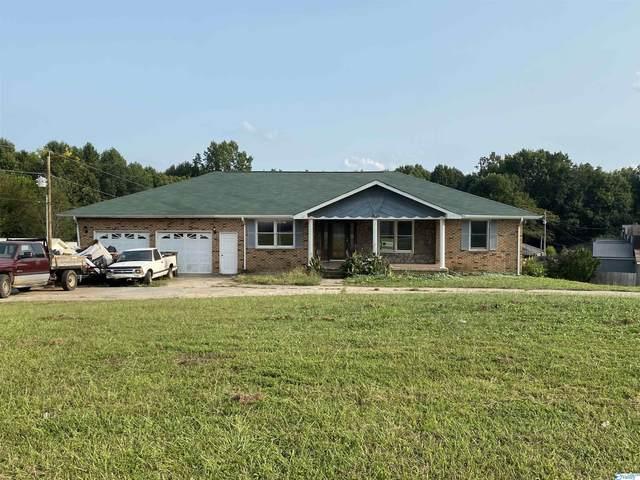 575 Milk Springs Road, Tuscumbia, AL 35674 (MLS #1791567) :: Green Real Estate