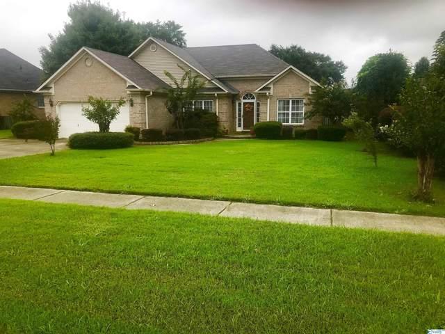 519 Wilson Mann Road, Owens Cross Roads, AL 35763 (MLS #1791620) :: Rebecca Lowrey Group