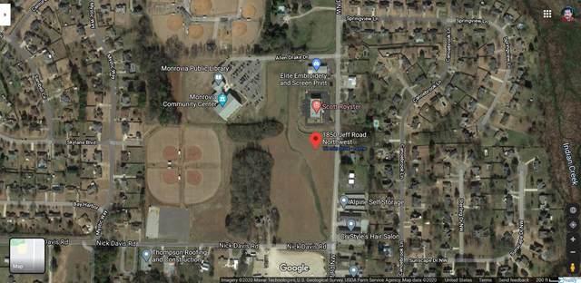 1870 Jeff Road, Huntsville, AL 35806 (MLS #1791630) :: RE/MAX Distinctive | Lowrey Team