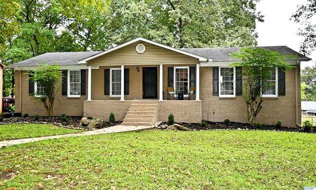 2609 Belle Meade Drive, Huntsville, AL 35811 (MLS #1791631) :: RE/MAX Unlimited