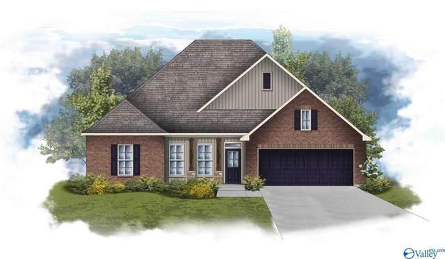 138 Creek Ridge Drive, Meridianville, AL 35759 (MLS #1791672) :: Executive Realty Advisors