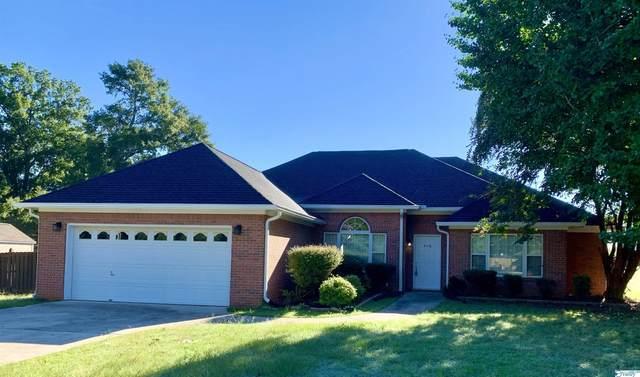 145 Manor House Drive, Huntsville, AL 35811 (MLS #1791673) :: Executive Realty Advisors