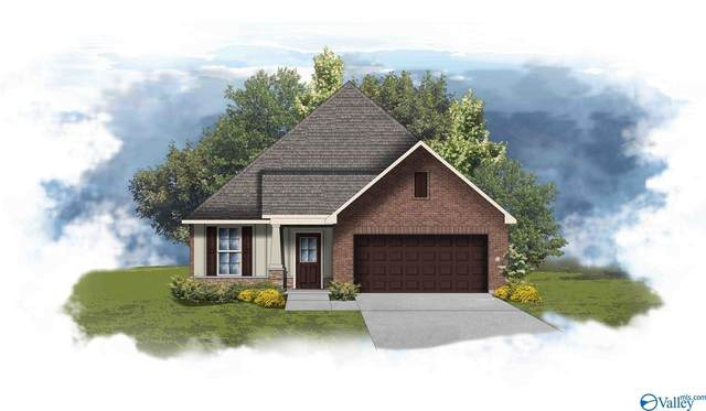 9030 Mountain Preserve Boulevard, Gurley, AL 35748 (MLS #1791676) :: Executive Realty Advisors