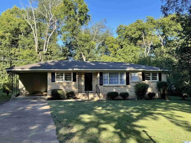 1407 Brook Hollow Circle, Huntsville, AL 35816 (MLS #1791691) :: RE/MAX Unlimited