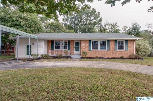 30158 Highland Drive, Ardmore, TN 38449 (MLS #1791698) :: Green Real Estate