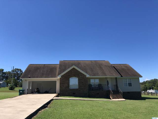 25 County Road 692, Cedar Bluff, AL 35959 (MLS #1791736) :: MarMac Real Estate