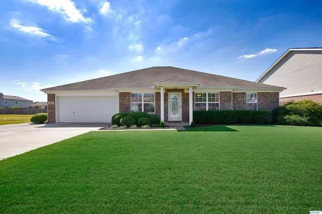 124 Olympia Drive, Meridianville, AL 35759 (MLS #1791780) :: MarMac Real Estate