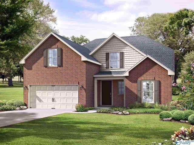 157 Slade Thomas Drive, Meridianville, AL 35759 (MLS #1791785) :: RE/MAX Unlimited