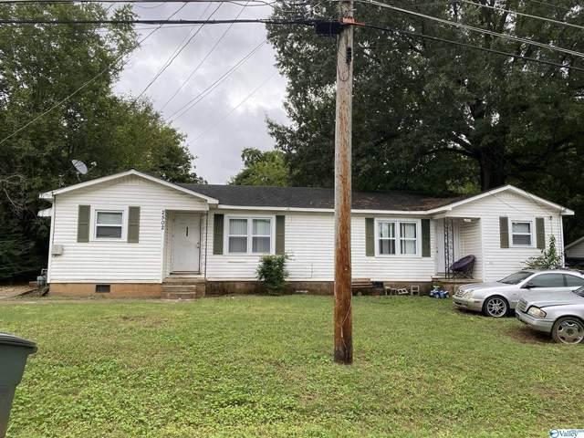 2500-2502 Huntsville Street, Huntsville, AL 35811 (MLS #1791861) :: RE/MAX Unlimited