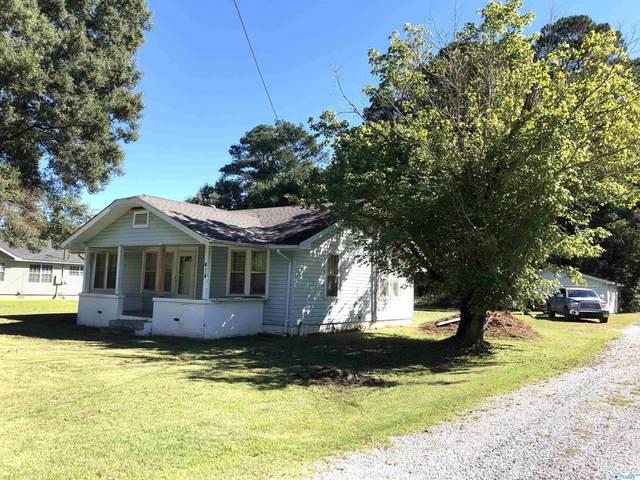 414 Mimosa Street, Gadsden, AL 35903 (MLS #1791866) :: Coldwell Banker of the Valley