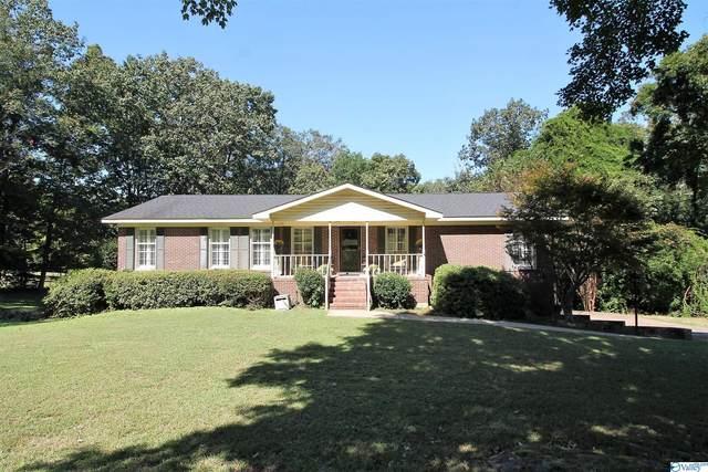 1414 Monte Vista Drive, Gadsden, AL 35904 (MLS #1791904) :: Green Real Estate