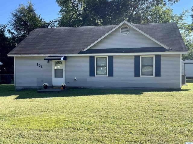 605 Bradley Street, Decatur, AL 35601 (MLS #1791926) :: RE/MAX Unlimited