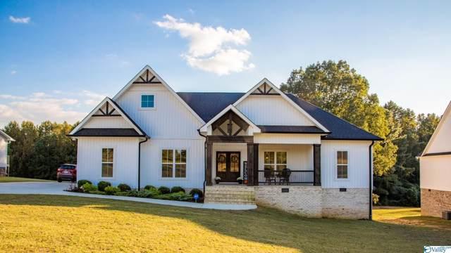 5512 Wyeth Mountain Road, Guntersville, AL 35976 (MLS #1791934) :: MarMac Real Estate