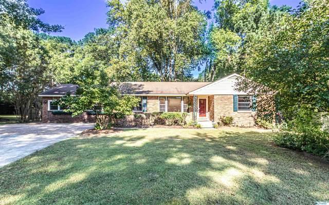 622 Graycroft Drive, Huntsville, AL 35802 (MLS #1791944) :: Southern Shade Realty