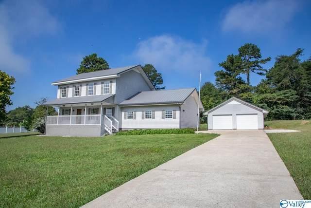 124 Hess Drive, Bridgeport, AL 35740 (MLS #1792004) :: Green Real Estate