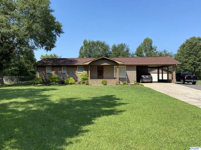1459 Alford Bend Road, Hokes Bluff, AL 35903 (MLS #1792029) :: Green Real Estate