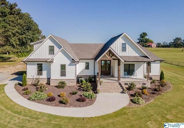 56 Park Road, Union Grove, AL 35175 (MLS #1792050) :: Green Real Estate