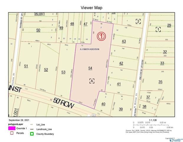 707 W Main Street, Albertville, AL 35950 (MLS #1792099) :: Green Real Estate