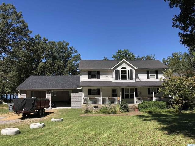 1220 County Road 597, Cedar Bluff, AL 35959 (MLS #1792154) :: Coldwell Banker of the Valley