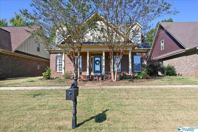 8 Cypress Point Drive, Huntsville, AL 35824 (MLS #1792215) :: MarMac Real Estate