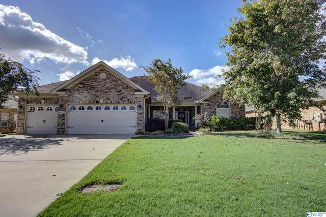 4602 Talbot Drive, Owens Cross Roads, AL 35763 (MLS #1792219) :: Green Real Estate