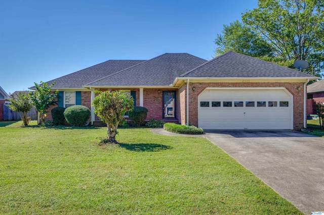 2305 Raleigh Street, Decatur, AL 35603 (MLS #1792273) :: Coldwell Banker of the Valley