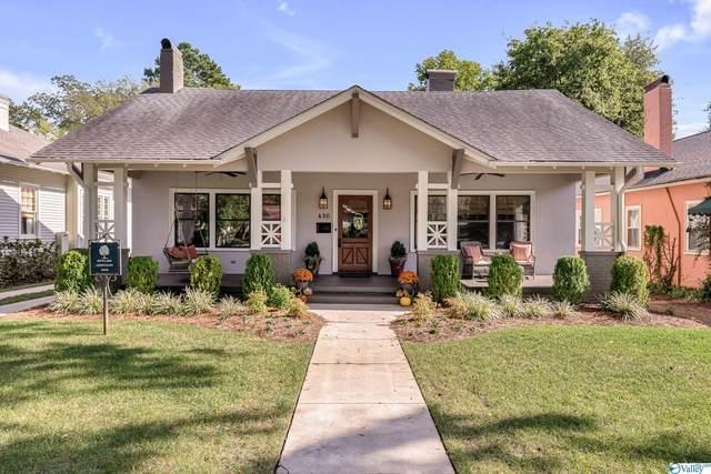 436 Locust Avenue, Huntsville, AL 35801 (MLS #1792280) :: RE/MAX Unlimited