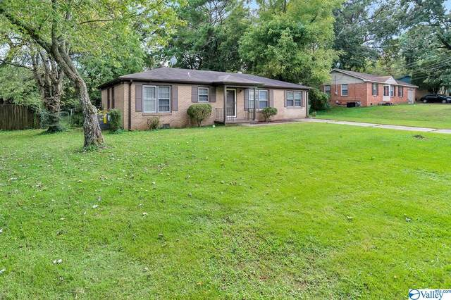 2407 Springhill Road, Huntsville, AL 35810 (MLS #1792402) :: Coldwell Banker of the Valley