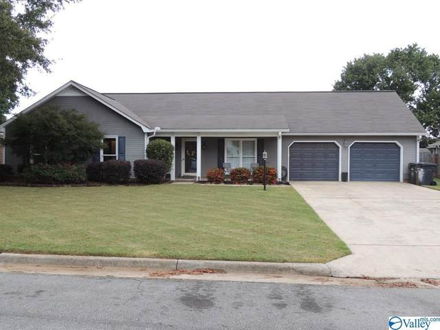 2208 Victoria Drive, Decatur, AL 35603 (MLS #1792422) :: Coldwell Banker of the Valley