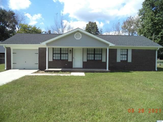 1480 Carter Grove Road, Hazel Green, AL 35750 (MLS #1792471) :: Legend Realty