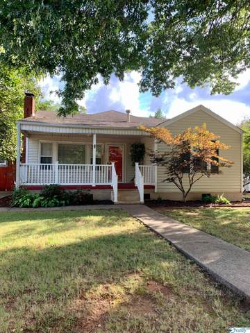 2719 Thornton Circle, Huntsville, AL 35801 (MLS #1792500) :: Coldwell Banker of the Valley