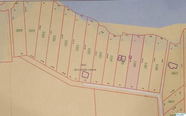 Lot 8 County Road 448, Centre, AL 35960 (MLS #1792532) :: Green Real Estate