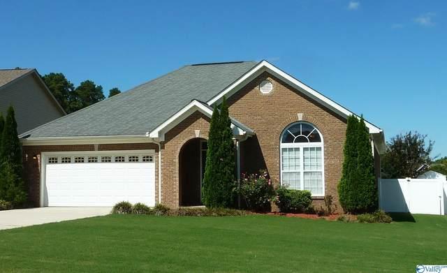 19 Churchill Terrace, Decatur, AL 35603 (MLS #1792579) :: MarMac Real Estate