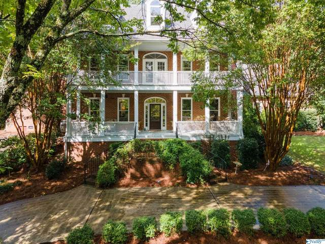 2605 Hickory Flats Trail, Huntsville, AL 35801 (MLS #1792645) :: Coldwell Banker of the Valley