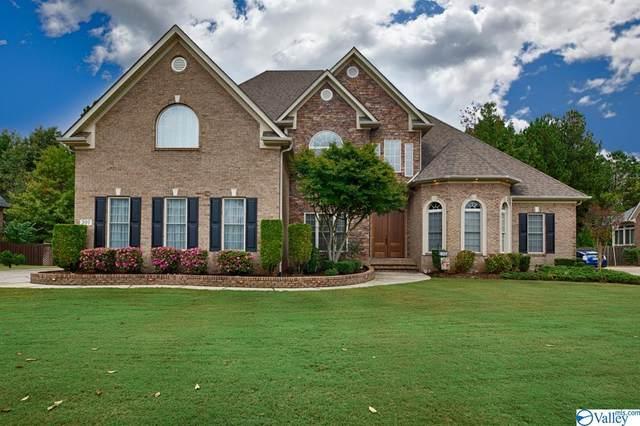 207 Silverado Drive, Madison, AL 35758 (MLS #1792682) :: Green Real Estate