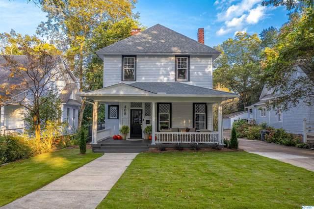 408 Turrentine Avenue, Gadsden, AL 35901 (MLS #1792708) :: Green Real Estate