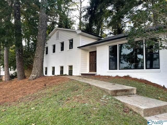 2652 Alta Vista, Birmingham, AL 35243 (MLS #1792771) :: MarMac Real Estate