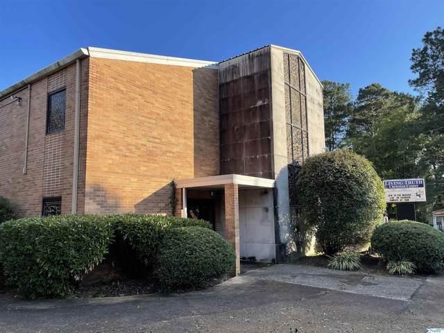 216 Pinehurst Street, Gadsden, AL 35903 (MLS #1792843) :: Green Real Estate