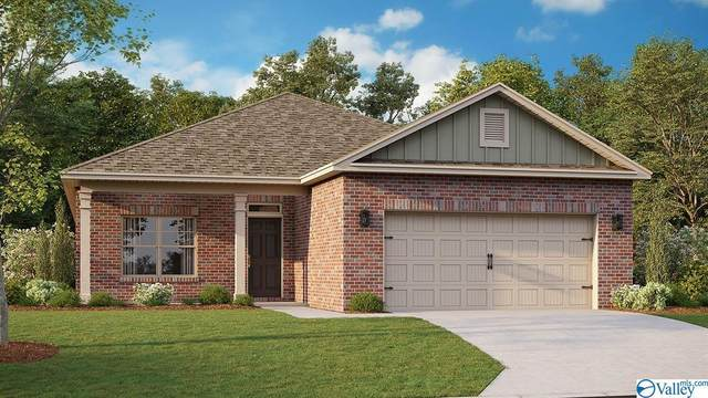182 Meadow Ridge Drive, Hazel Green, AL 35750 (MLS #1792909) :: RE/MAX Unlimited