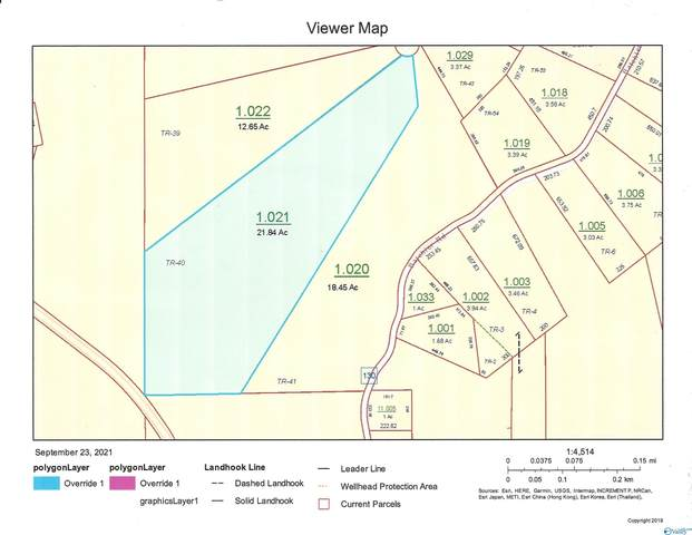 360 Road 1980, Fort Payne, AL 35967 (MLS #1792934) :: Green Real Estate