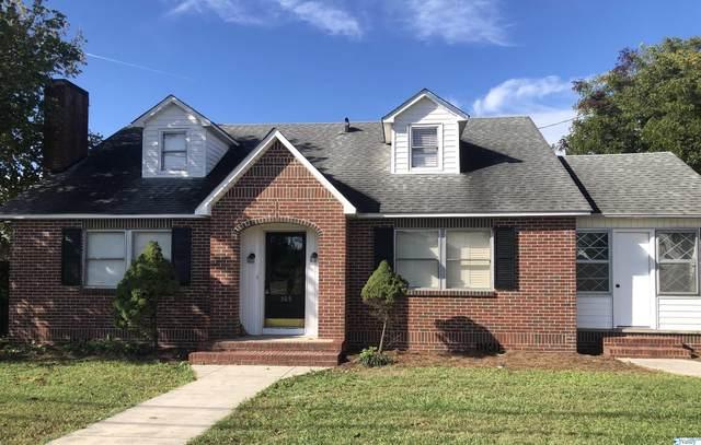 305 Baltimore Avenue, Albertville, AL 35950 (MLS #1792947) :: Legend Realty
